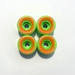 画像2: OJ WHEELS [オージェイウィール] MINI SUPER JUICE 55MM 78A GREEEN (2)