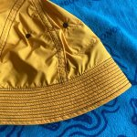 "画像2: NOROLL ""DETOURS HAT -YELLOW(OLIVE STITCH)"" (2)"