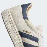 "画像6: ADIDAS ""BUSENITZ VINTAGE SHOES"" - CRYSTAL WHITE / LEGACY BLUE / CHALK WHITE (6)"