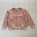 "画像1: NOROLL ""SAD WALK CARDIGAN""-PINK (1)"
