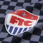 "画像2: FTC ""CHECKER GAME JERSEY"" - BLUE (2)"