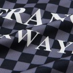 "画像3: FTC ""CHECKER GAME JERSEY"" - BLUE (3)"