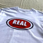 "画像2: REAL SKATEBOARDS ""LOGO PRINT S/S TEE"" - WHITE (2)"