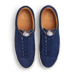 "画像4: LAST RESORT AB ""VM002 SUEDE LO"" - DEEP BLUE / WHITE (4)"