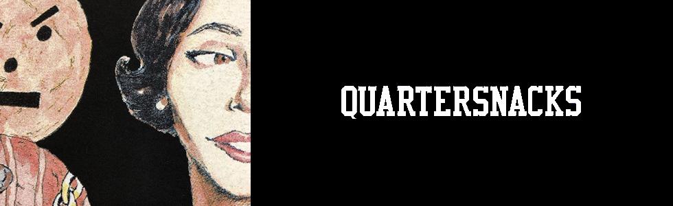 QUARTERSNACKS(クォータースナックス)