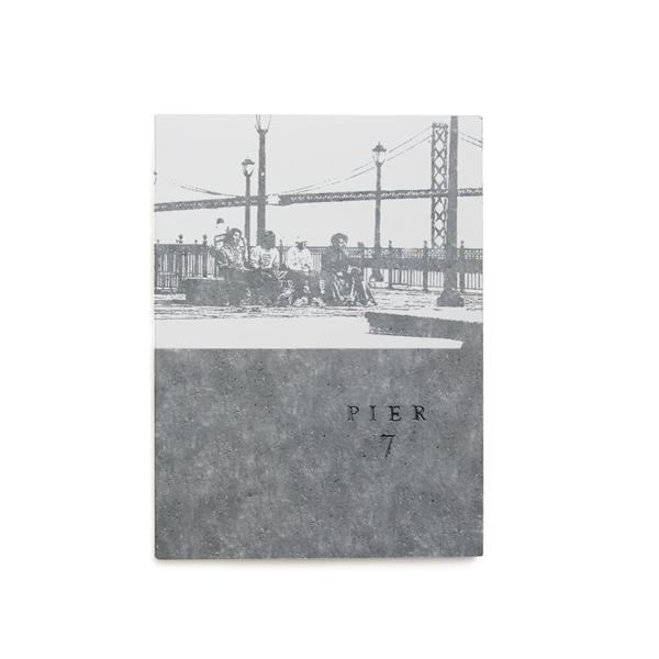 画像1: FTC [エフティーシー] PIER 7 (1)