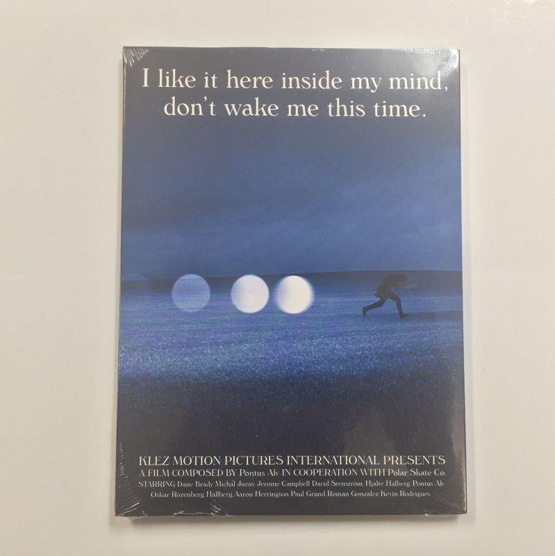 画像1: POLAR SKATE CO.[ポーラースケート]  I like it here inside my mind,don't wake me this time A film composed by Pontus Alv. (1)
