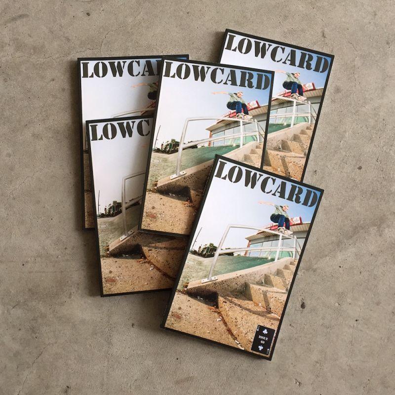 画像1: LOW CARD / issue 60 (1)