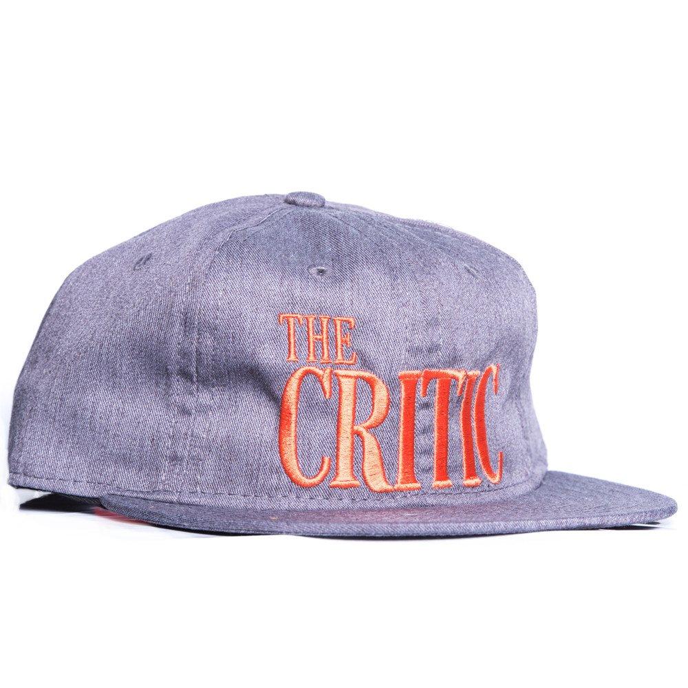 画像1: ALLTIMERS [オールタイマーズ]  EBBETS CRITIC HAT  GREY (1)