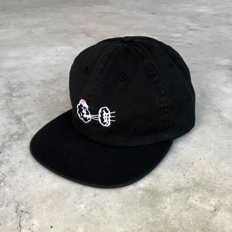 画像1: BEDLAM / KY CAP - BLACK (1)