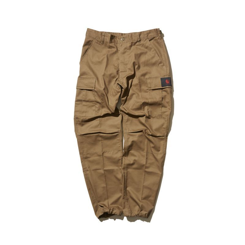 "画像1: HELLRAZOR ""地獄剃刀 BDU PANTS"" - COYOTE BROWN (1)"