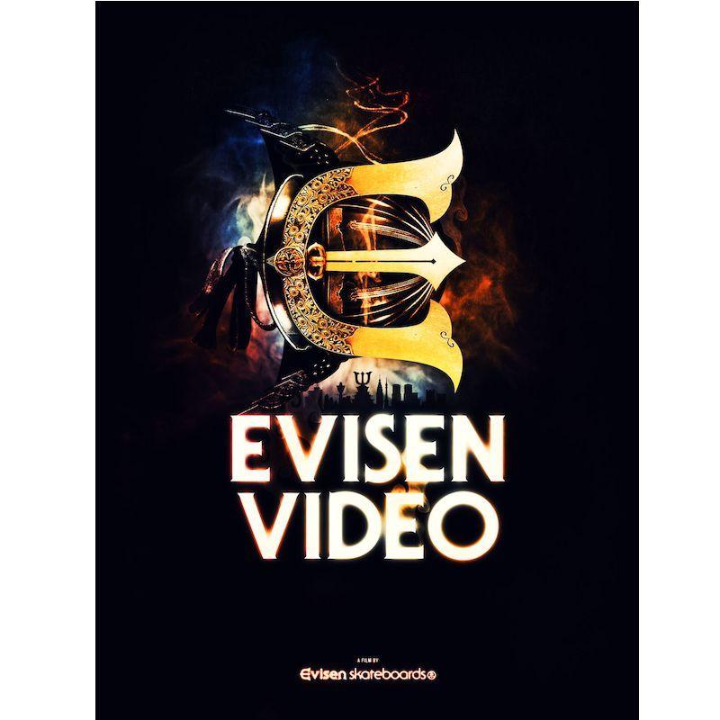 画像1: EVISEN [エビセン] EVISEN VIDEO (1)