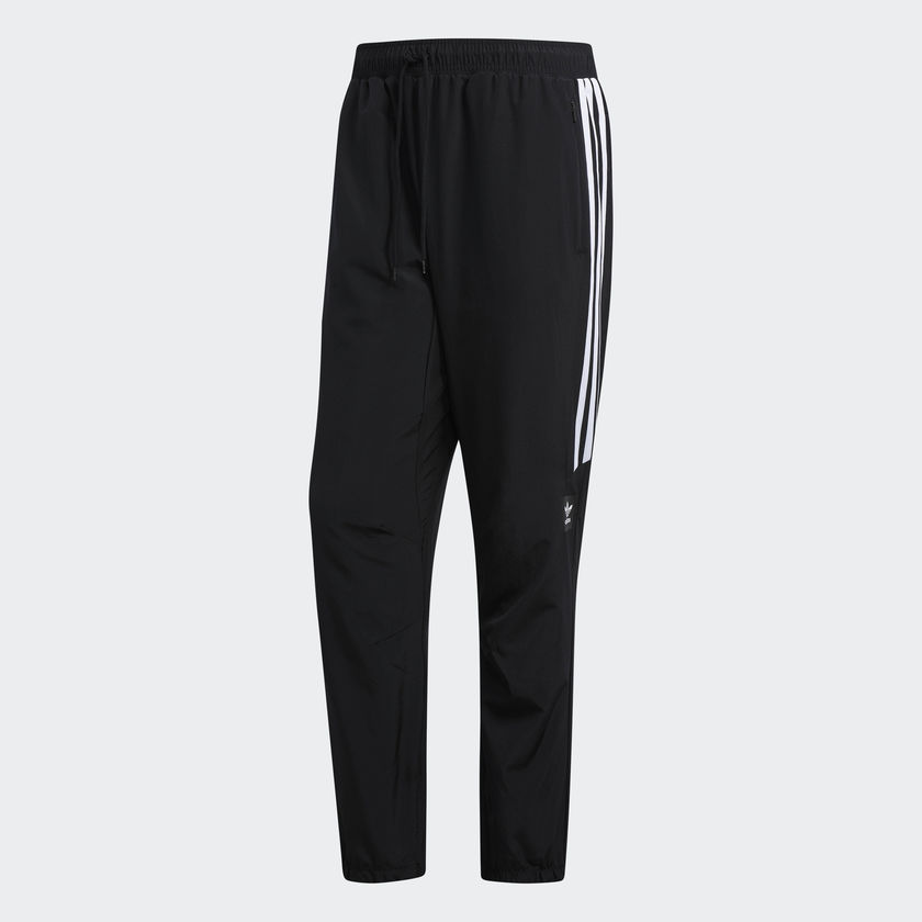 "画像1: adidas ""CLASSIC WIND PANTS"" - BLACK[BR4009] (1)"