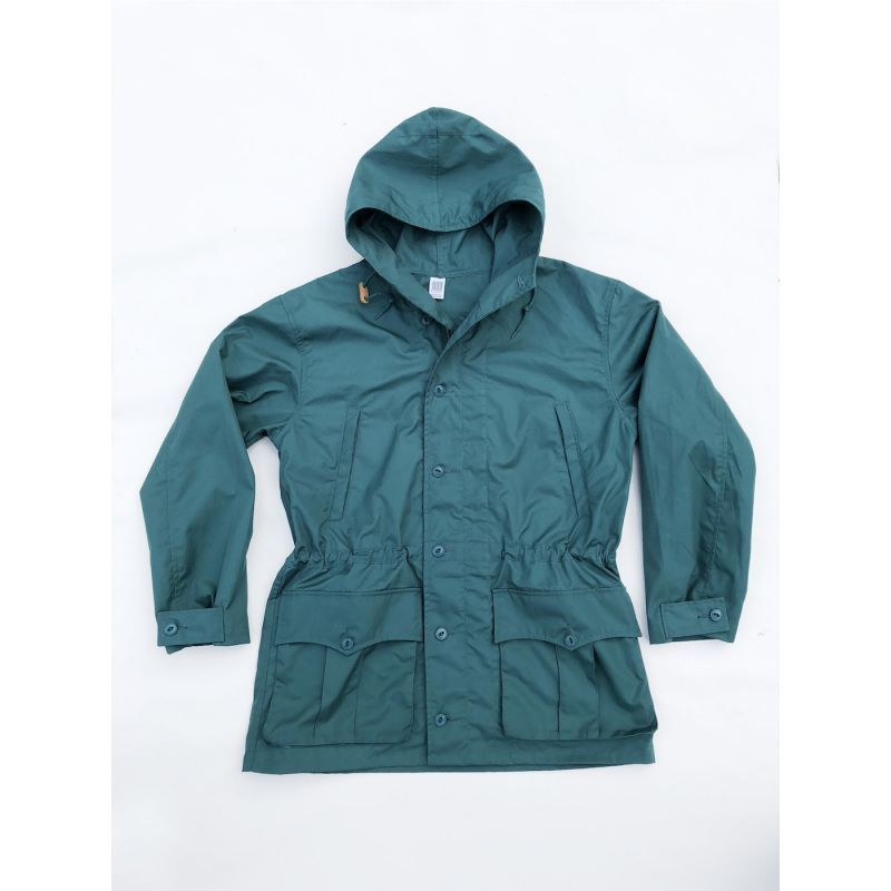 画像1: COMFORTABLE REASON [コンフォータブル リーズン] MOUNTAIN SAFAR JACKET - VIRIDIAN (1)