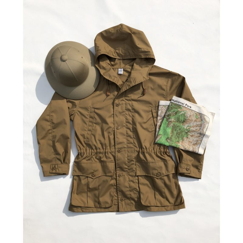 "画像1: COMFORTABLE REASON [コンフォータブル リーズン] ""Mountain Safari Jacket""-SAFARI BEIGE (1)"