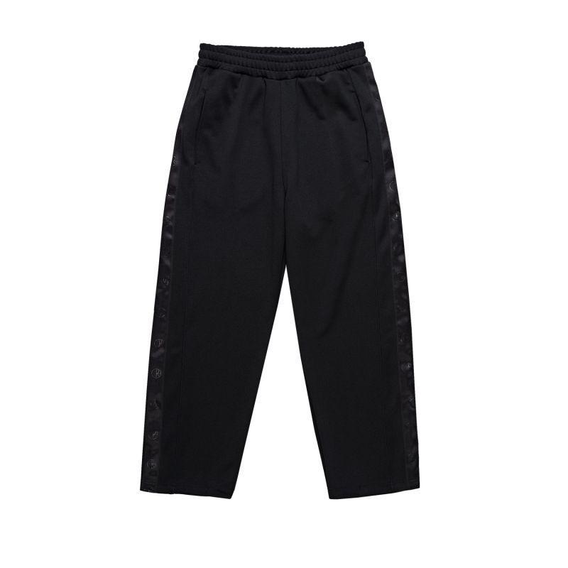画像1: POLAR SKATE CO.[ポーラースケート]  TRACK PANTS BLACK (1)