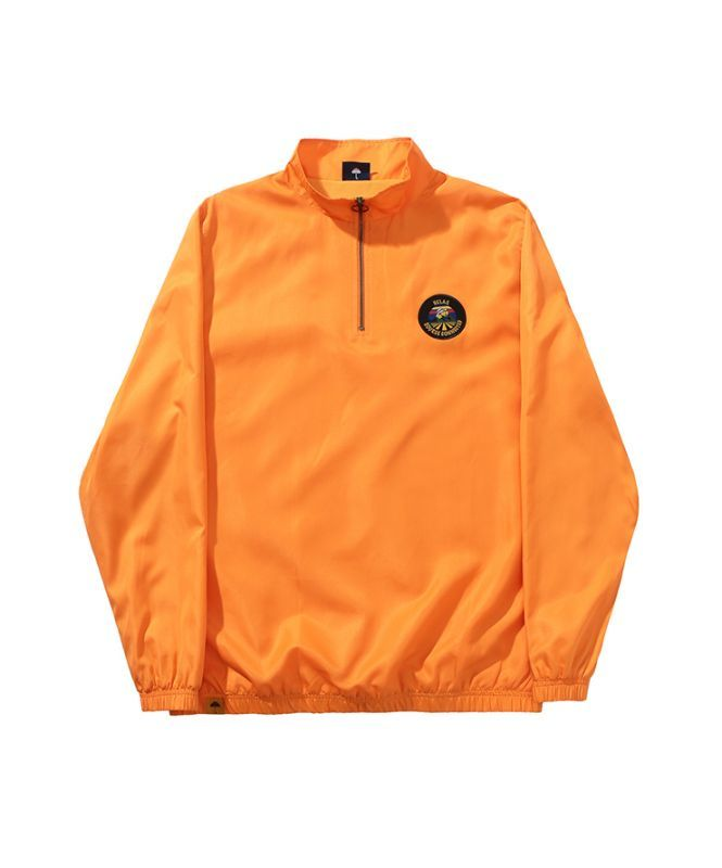 画像1: HELAS [ヘラス] SOURCE QUARTER ZIP ORANGE (1)
