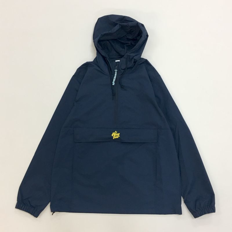 "画像1: THE KILLING FLOOR ""92 PULLOVER WINDBREAKER""- NAVY (1)"