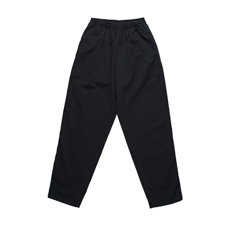 画像1: POLAR SKATE CO.[ポーラースケート] SURF PANTS BLACK (1)