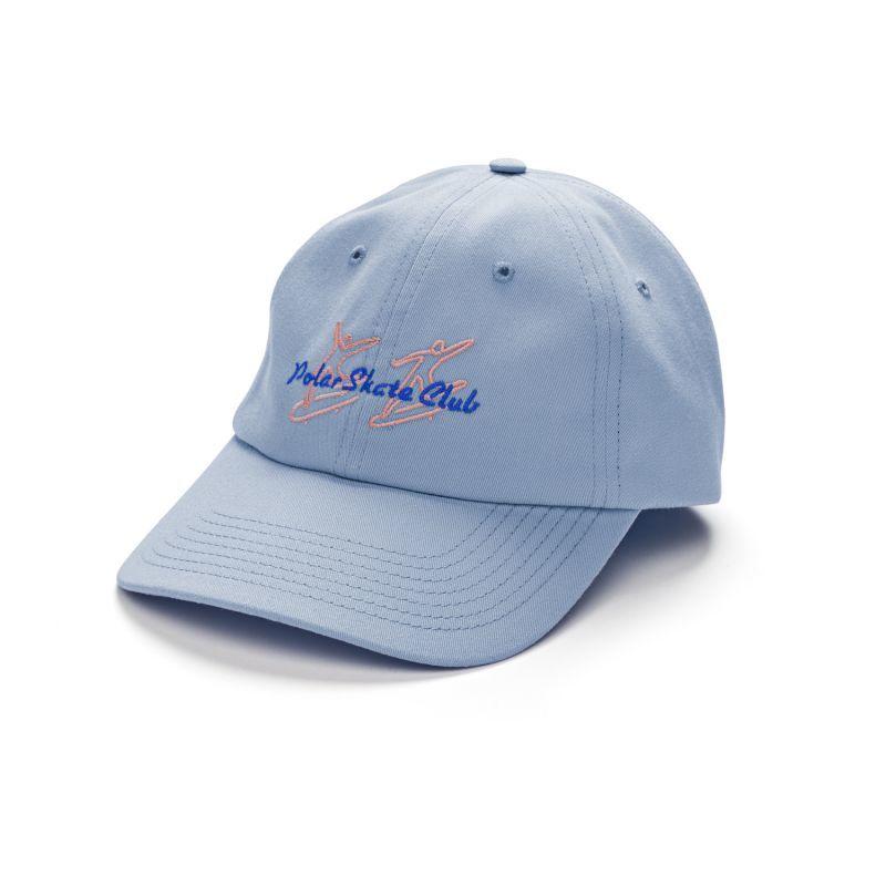 """画像1: POLAR SKATE CO. """"SKATE CLUB CAP""""- BLUE (1)"""