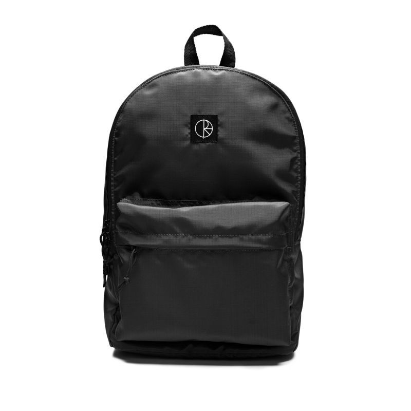 "画像1: POLAR SKATE CO. ""RIPSTOP BACKPACK""- BLACK (1)"