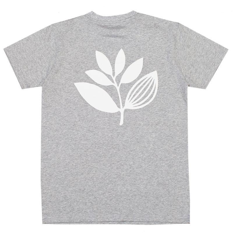 """画像1: MAGENTA SKATEBOARDS """"PLANT TEE"""" - HEATHER GREY (1)"""