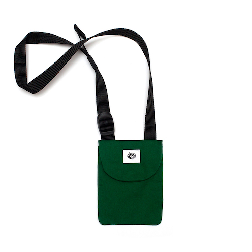 "画像1: MAGENTA SKATEBOARDS ""POUCH BAG"" - GREEN (1)"