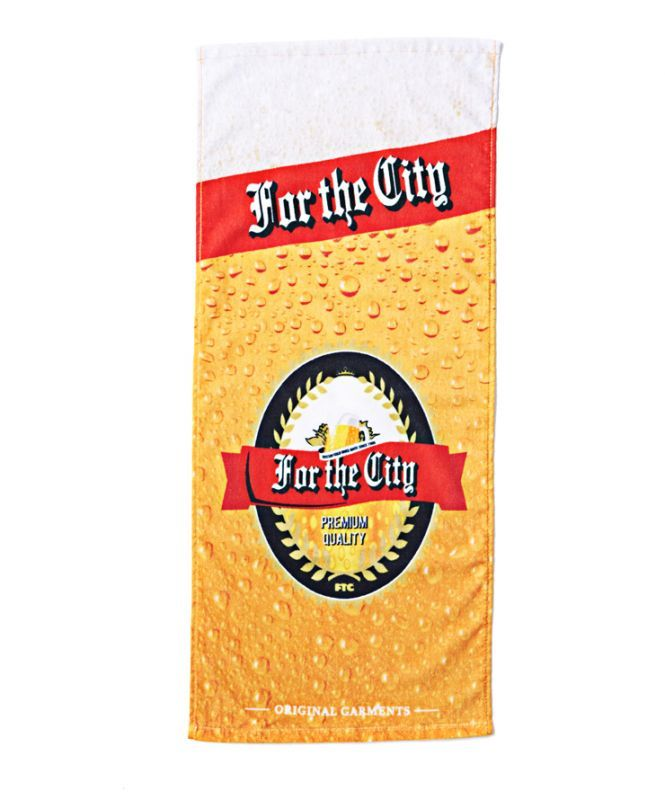 "画像1: FTC ""BEER TOWEL"" - BEER (1)"