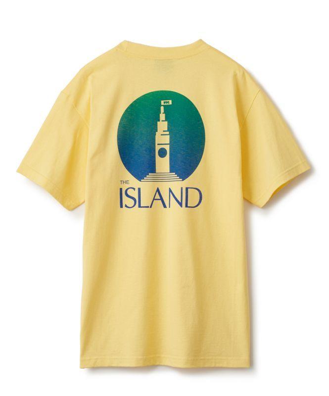 """画像1: FTC """"ISLAND TEE"""" - BANANA (1)"""