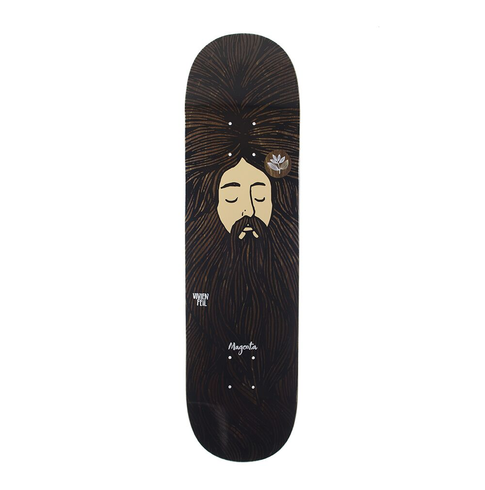 "画像1: MAGENTA SKATEBOARDS ""DREAM SERIES VIVIEN FEIL"" - 8.0×32"" (1)"