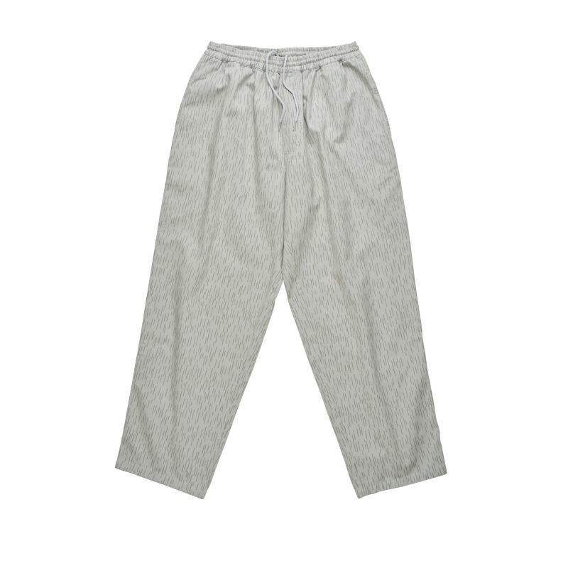 "画像1: POLAR SKATE CO. 'CAMO SURF PANTS""-LIGHT GREY (1)"