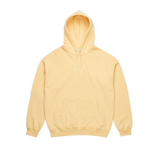 "画像1: POLAR SKATE CO. ""DEFAULT HOODIE""-LIGHT YELLOW (1)"