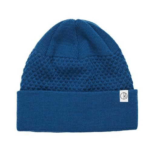 "画像1: POLAR SKATE CO. ""WOBBLE BEANIE""-MYKONOS BLUE (1)"