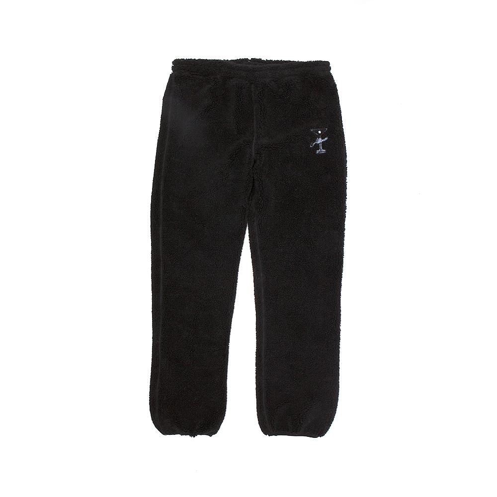 "画像1: ALLTIMERS ""COUSINS FLEECE PANTS-BLACK"" (1)"