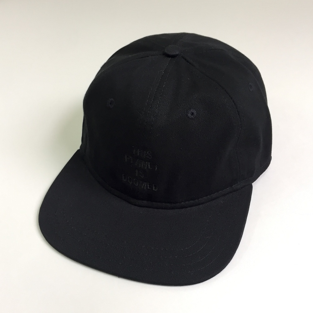 "画像1: THE KILLING FLOOR ""OTHER WORLD CAP""- BLACK (1)"