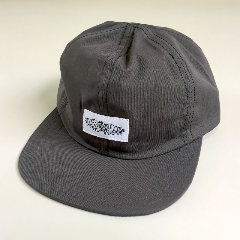 "画像1: FALCON BOWSE ""WARKOD HAT GREY"" Hand made in America (1)"