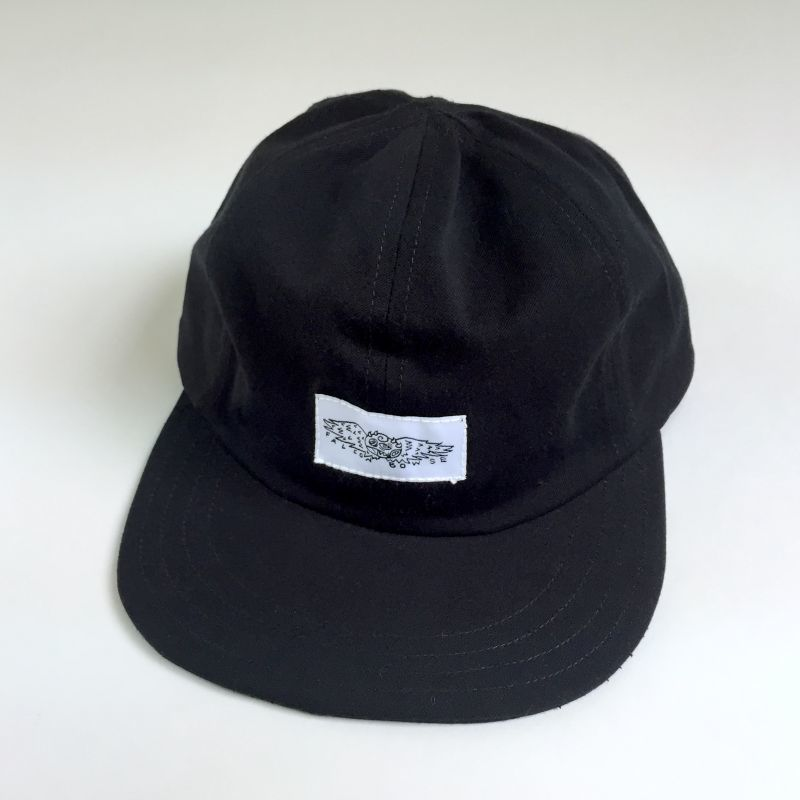 "画像1: FALCON BOWSE ""WARKOD HAT BLACK"" Hand made in America (1)"