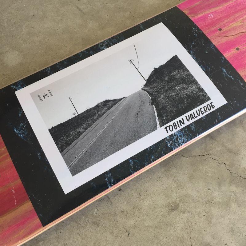 """画像1: NORTHERN CO. """"TOBIN VALVERDE EMPTY ROAD"""" - 7.875"""" (1)"""