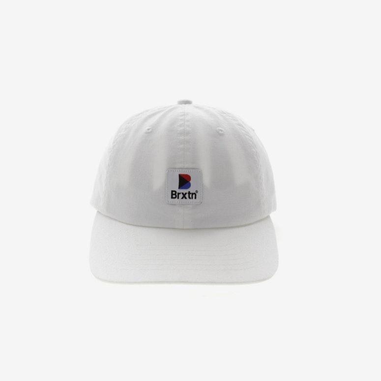 画像1: BRIXTON [ブリクストン] STWELL MP CAP OFF WHITE (1)