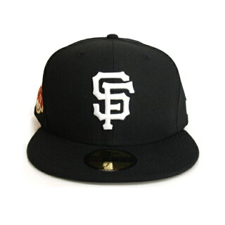 画像1: FTC x SAN FRANCISCO GIANTS x NEW ERA SF 59FIFTY (1)