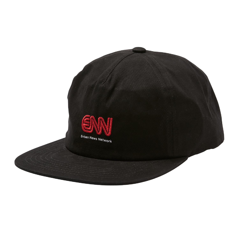 画像1: EVISEN  [エビセン]  ENN CAP - BLACK (1)
