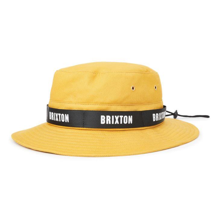 画像1: BRIXTON [ブリクストン] RATION II BUCKET HAT TOPAZ (1)