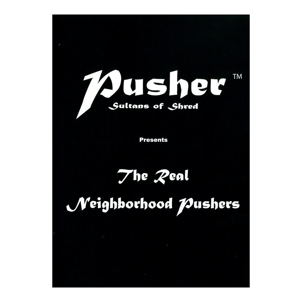 画像1: pusher sultans of shred - the Real Neighborhood Pushers - (1)