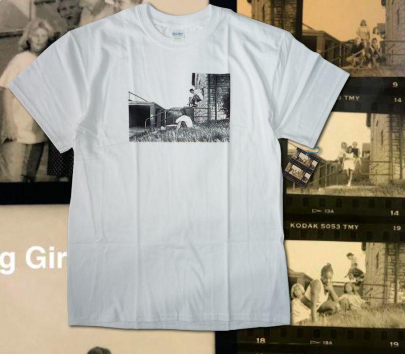 画像1: DEAR SKATING [ディアースケーティング] OHIO COLLECTION ROB DYRDEK SMOKING GIRL PHOTO TEE Tシャツ ディアー オハイオ ロブデューディック フォトT Dave Swift  (1)