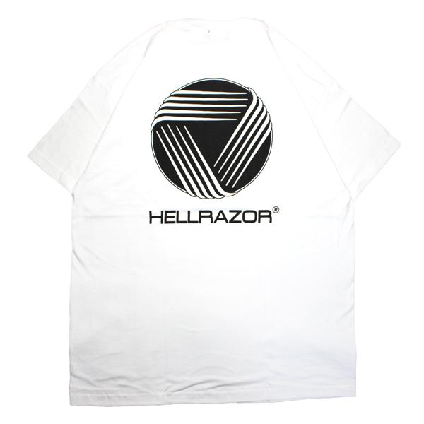 画像1: HELLRAZOR [ヘルレイザー] HELLRAZOR WORLD CONVENTION CENTER SHIRT (1)