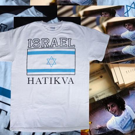 画像1: DEAR SKATING [ディアースケーティング] GONZ ISRAEL TEE (1)