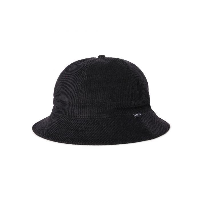 画像1: BRIXTON [ブリクストン] BANKS II BUCKET HAT BLACK CORD (1)