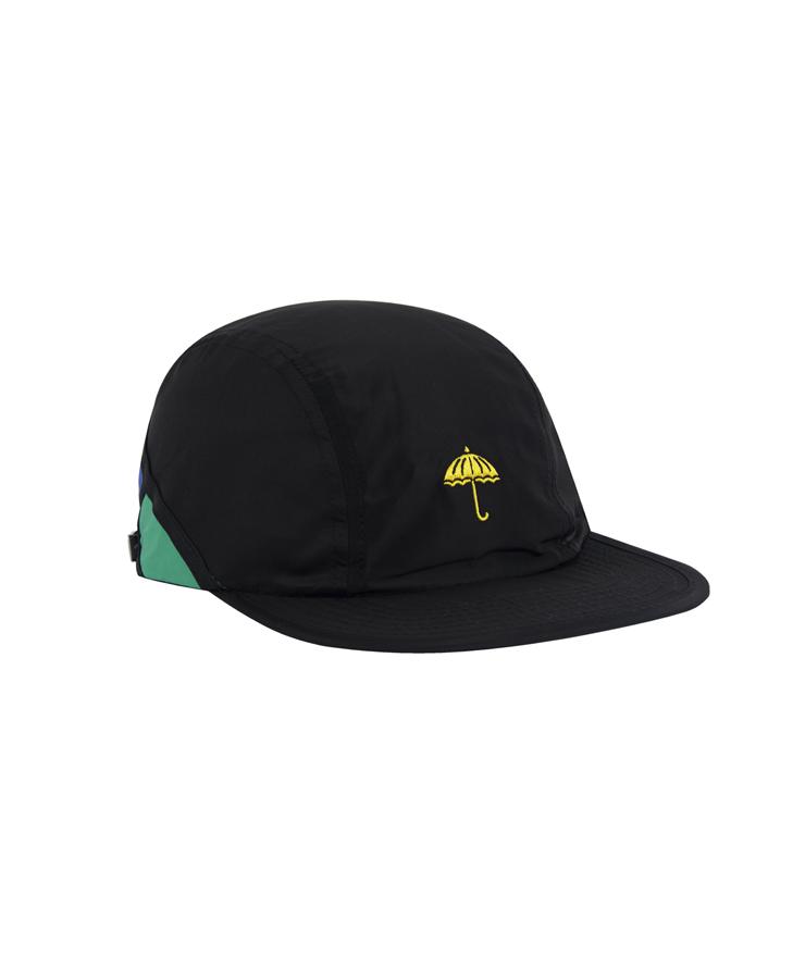 画像1: HELAS [ヘラス] HELAS TRIBY CAP BLACK (1)