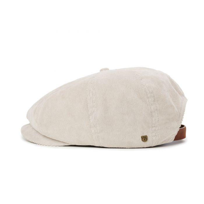 画像1: BRIXTON [ブリクストン] BROOD ADJUSTABLE SNAP CAP VANILLA (1)