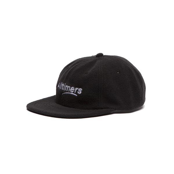 画像1: ALLTIMERS [オールタイマーズ]  FLEECY HAT BLACK (1)